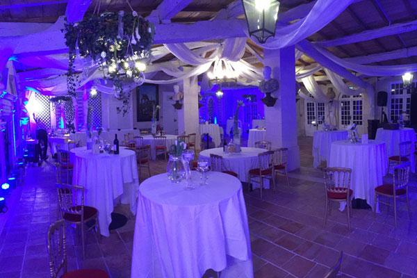 lieu ideal pour une reception en Charente Maritime